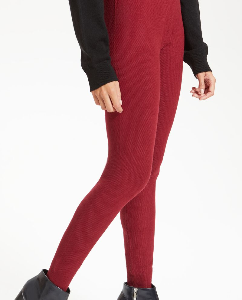 Leggings in maglina donna