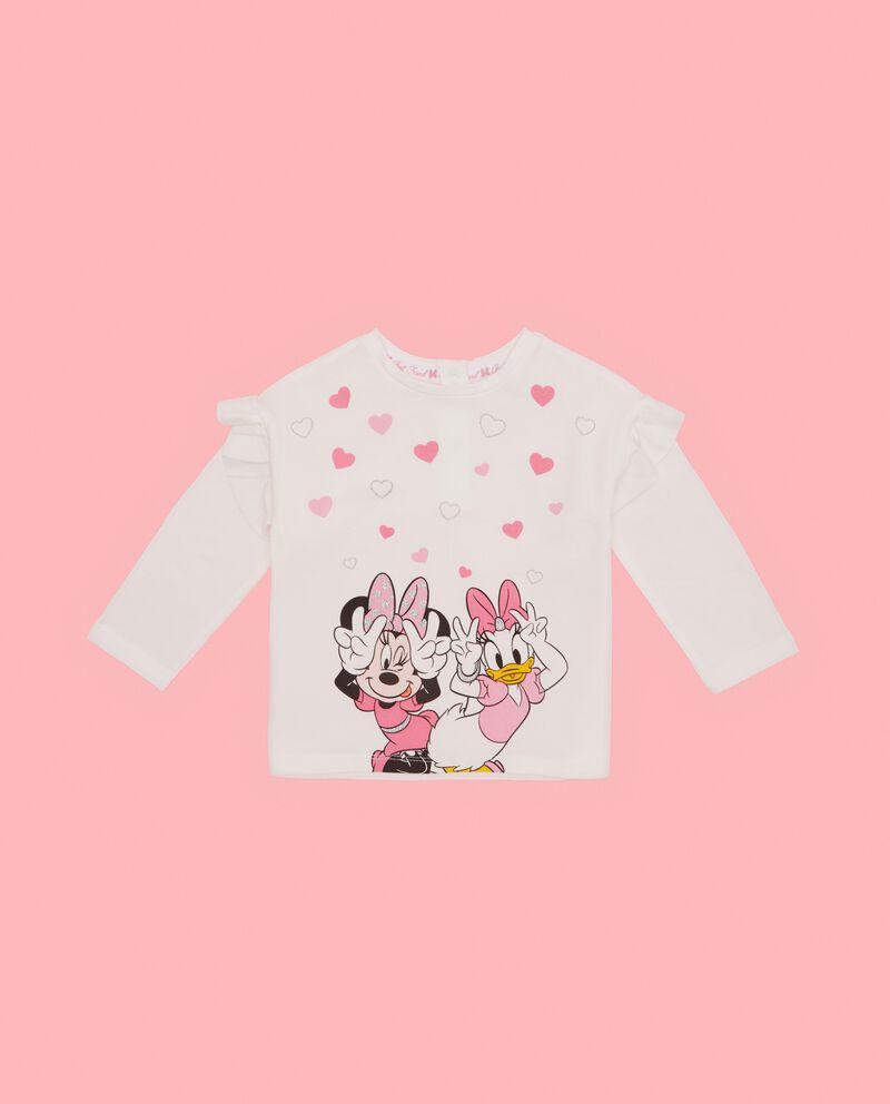 Maglietta maniche lunghe neonata