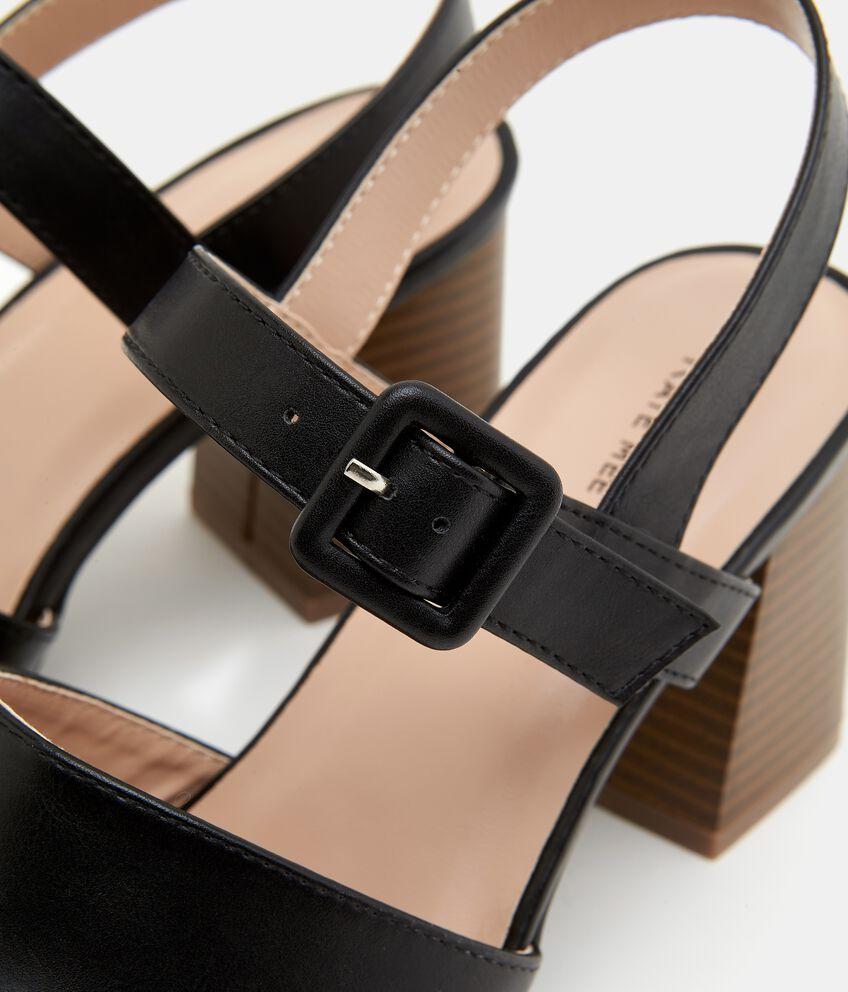 Sandali con tacco donna