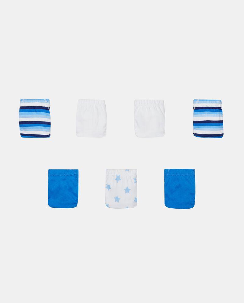 Seven pack slip puro cotone