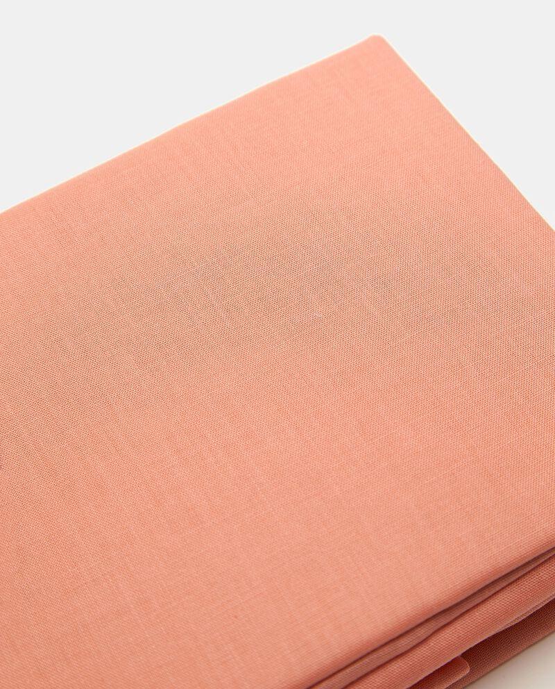 Lenzuolo con angoli tinta unita in puro cotone