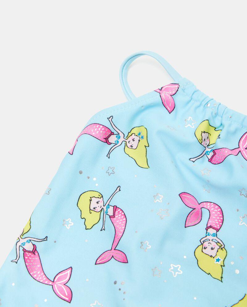 Costume intero stampato con sirene neonata single tile 1