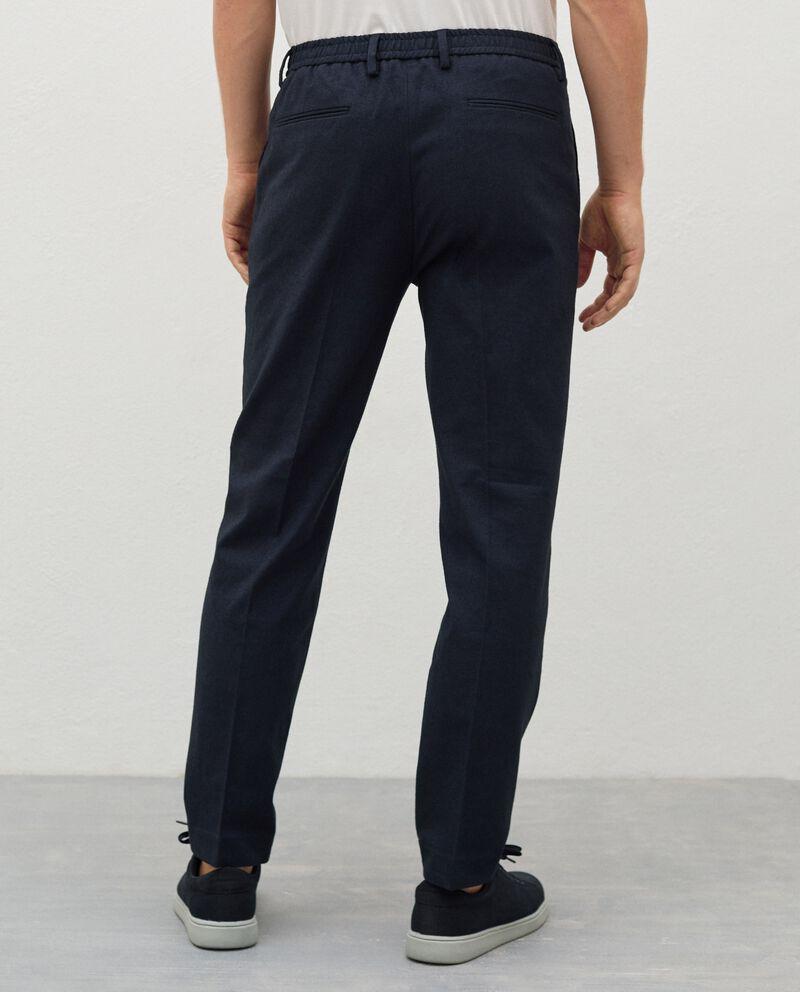 Pantaloni con coulisse uomo single tile 1