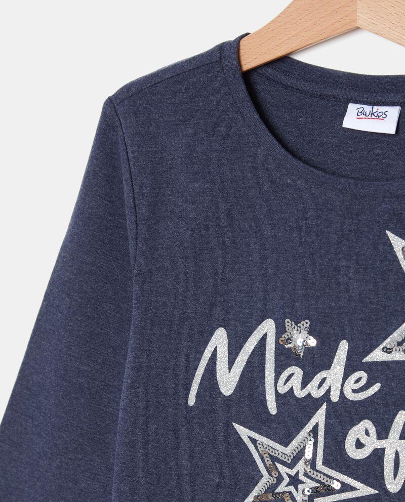 T-shirt con stelle ragazza