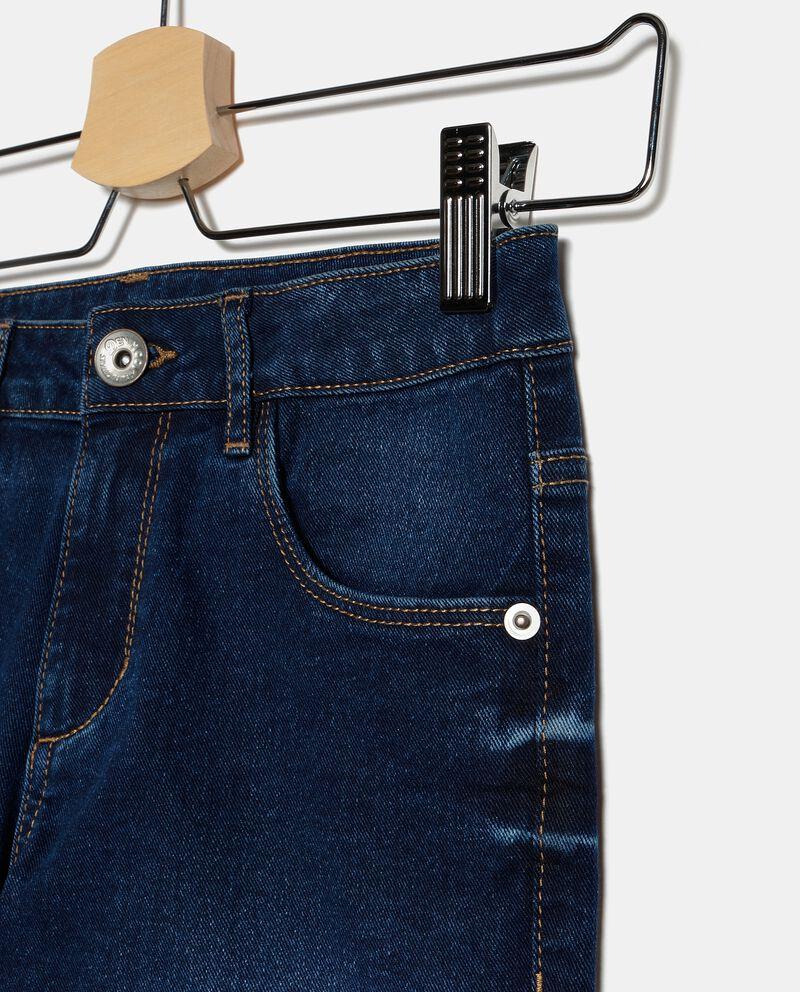 Jeans effetto vintage ragazza