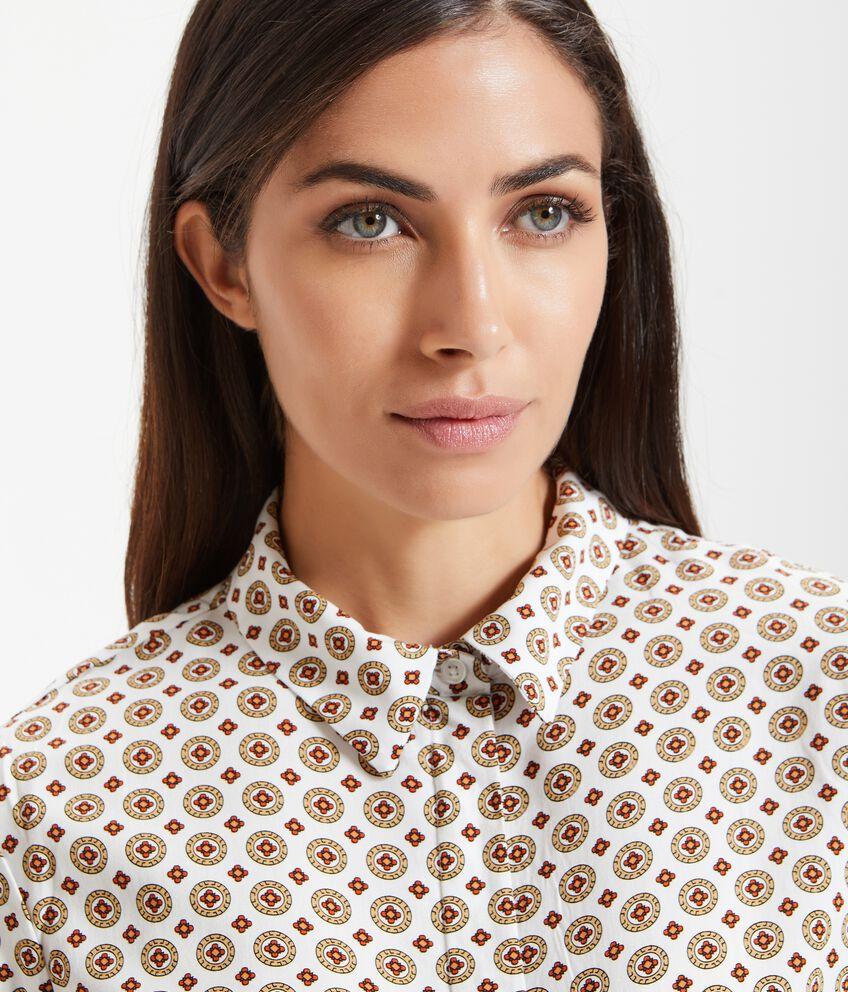 Camicia in pura viscosa donna
