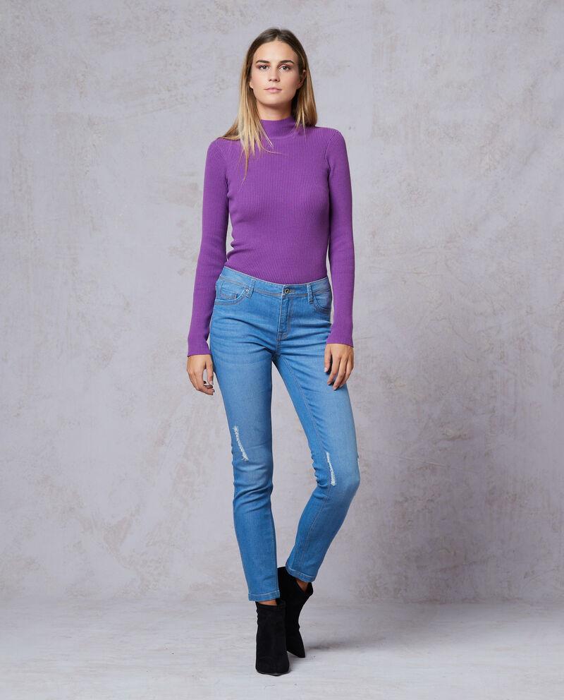Jeans slim fit stretch cinque tasche