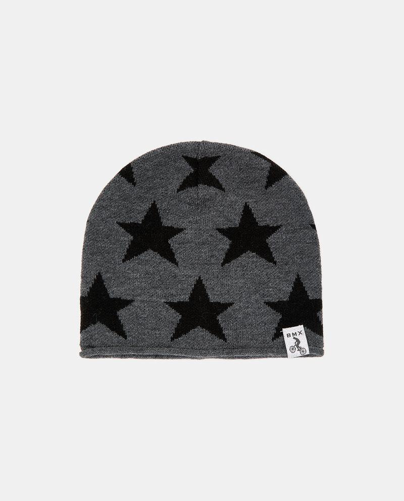 Berretto tricot con stelle cover