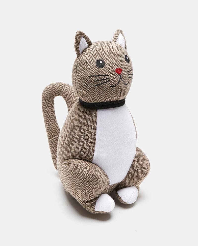 Ferma porta a forma di gatto