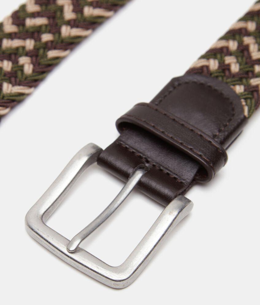Cintura intrecciata uomo double 2