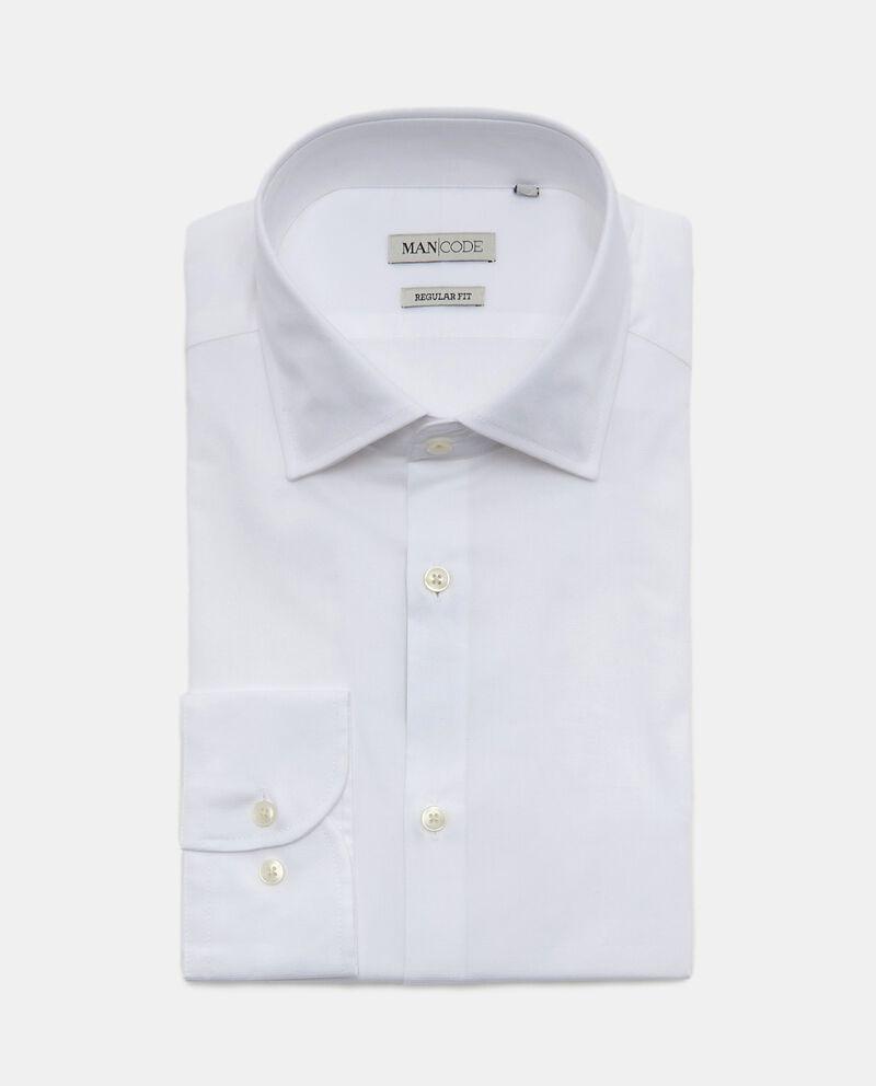 Camicia elegante in puro cotone uomo