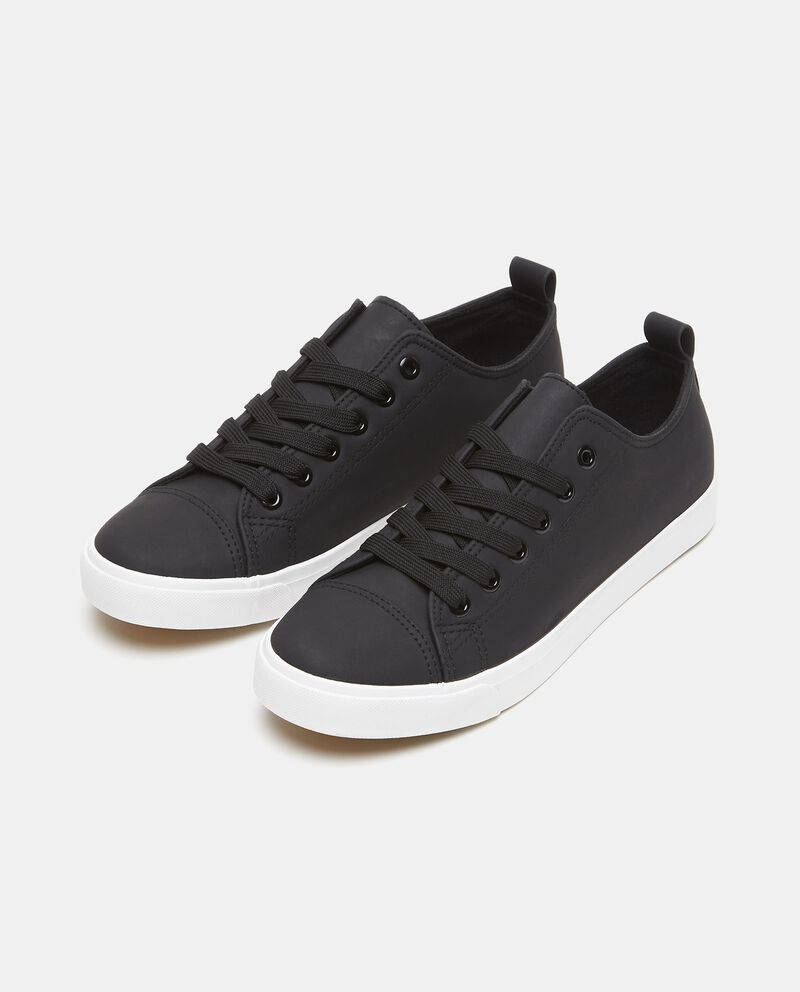 Sneakers stringate donna