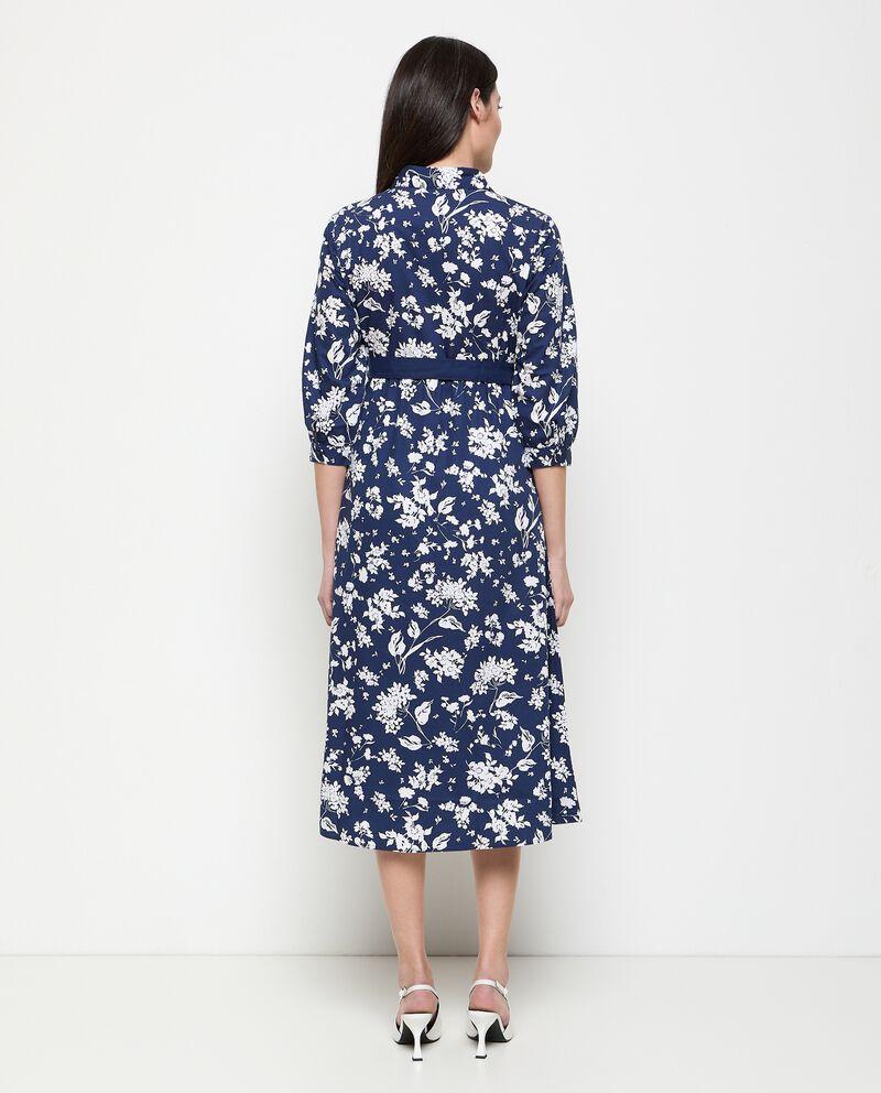 Vestito camicione in cotone organico donna