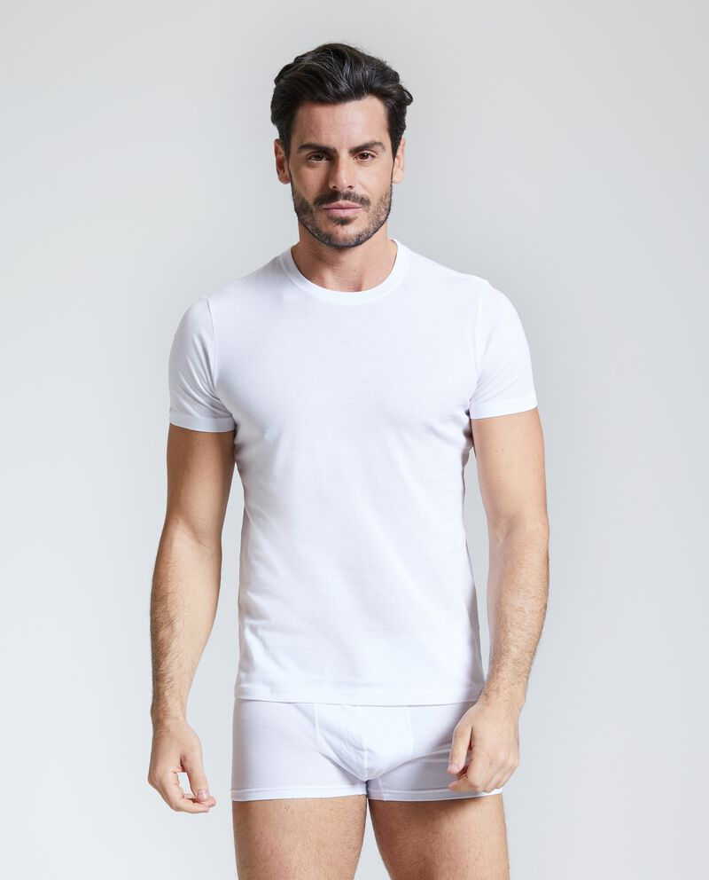 Set t-shirt intime puro cotone uomo