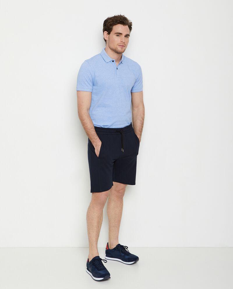 Pantaloncini joggers puro cotone cover