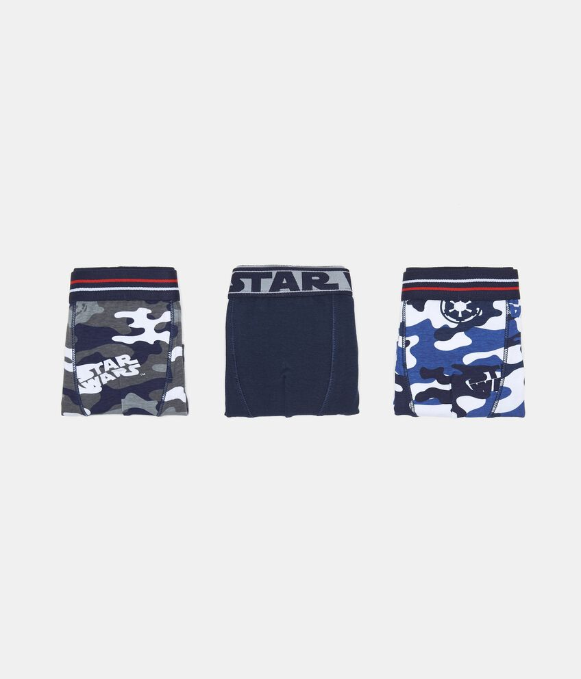 Set tre boxer stretch Star Wars