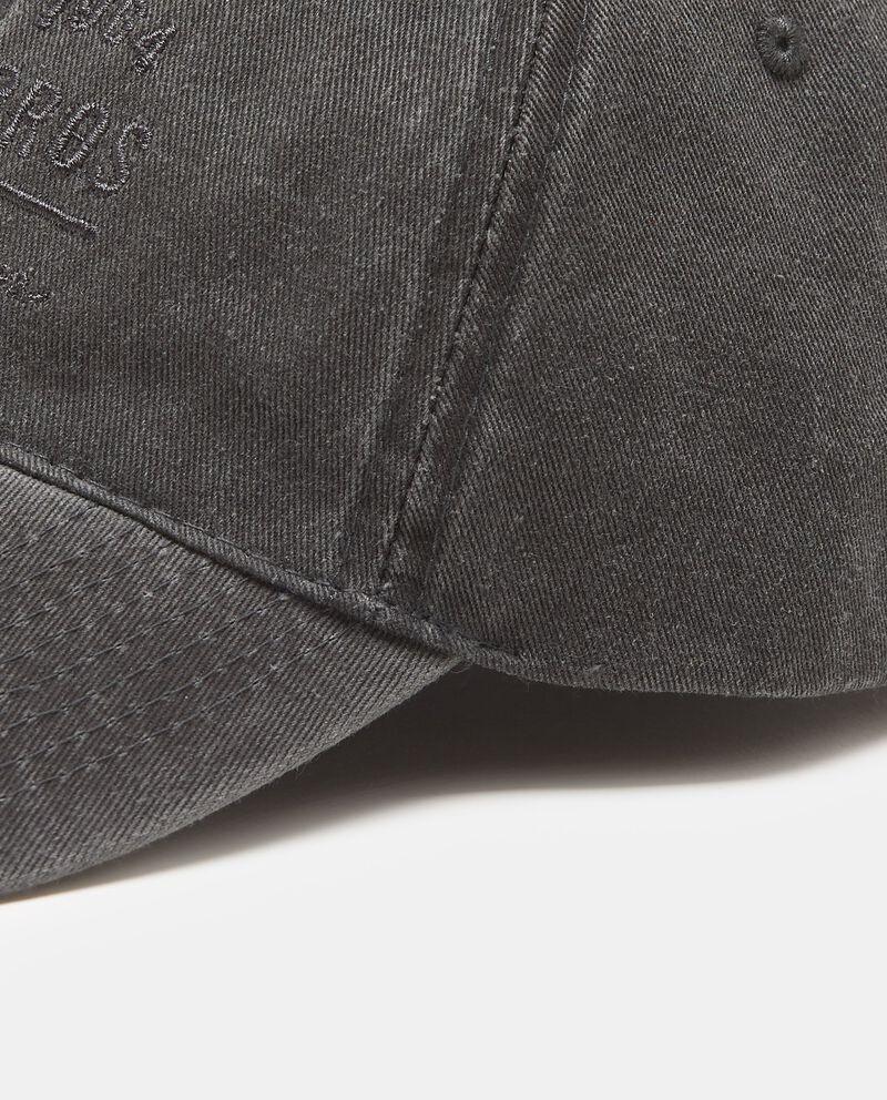 Baseball cap. in cotone con lettering