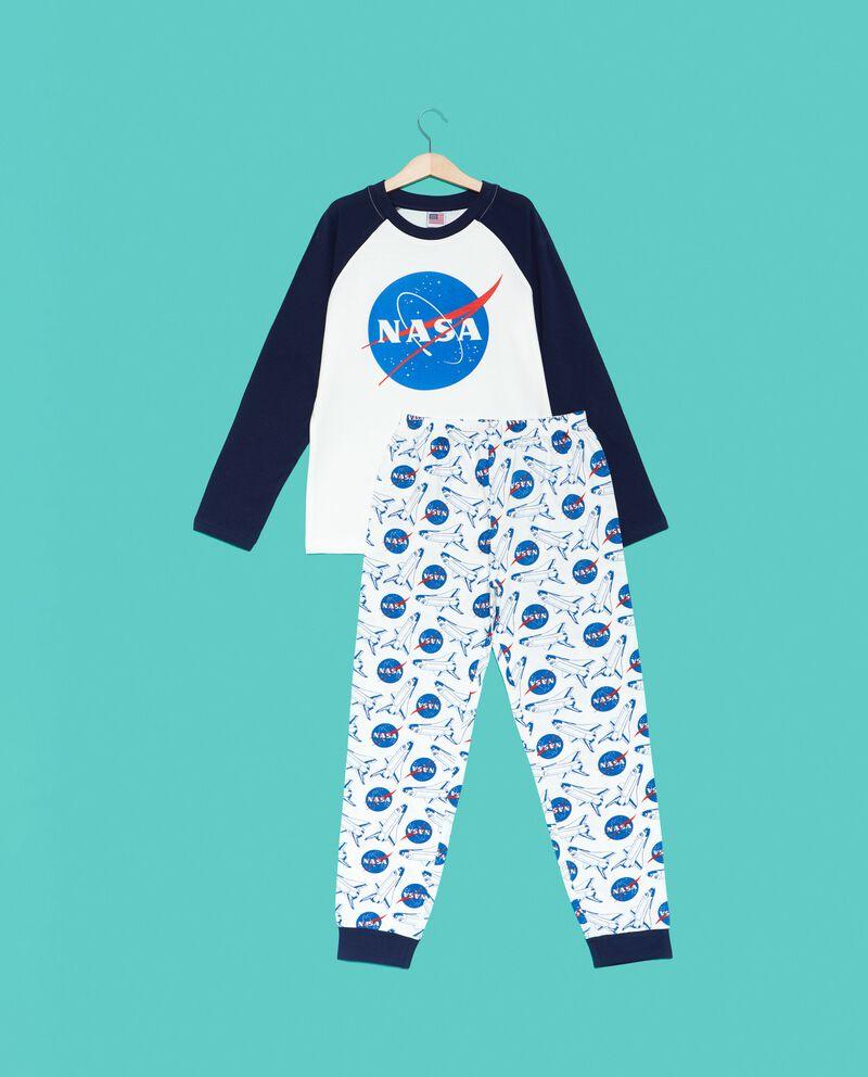 Set pigiama in puro cotone ragazzo