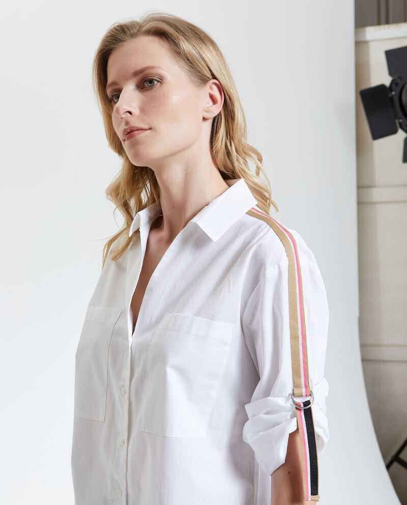 Camicia puro cotone donna