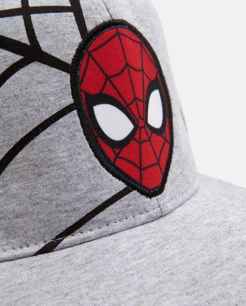 Cappellino con Spiderman in puro cotone