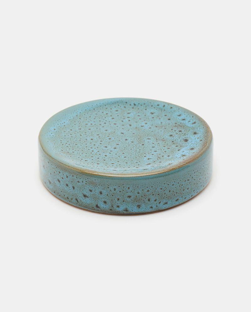 Porta sapone bicolor in ceramica cover