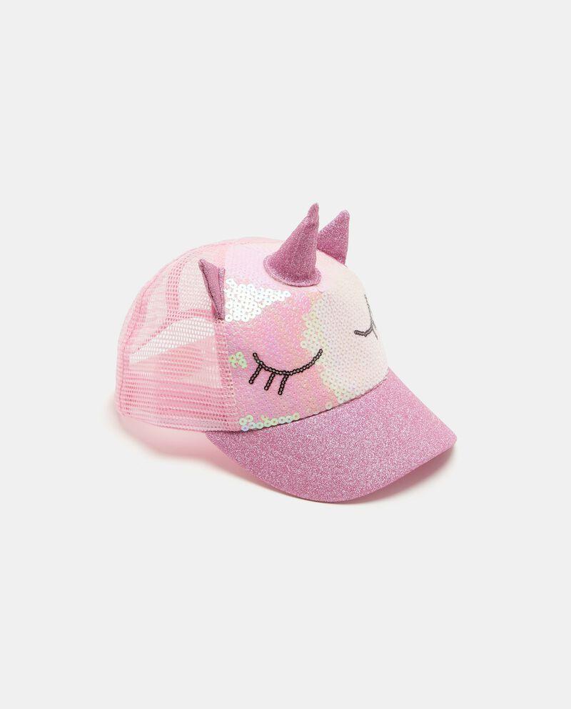 Cappellino unicorno