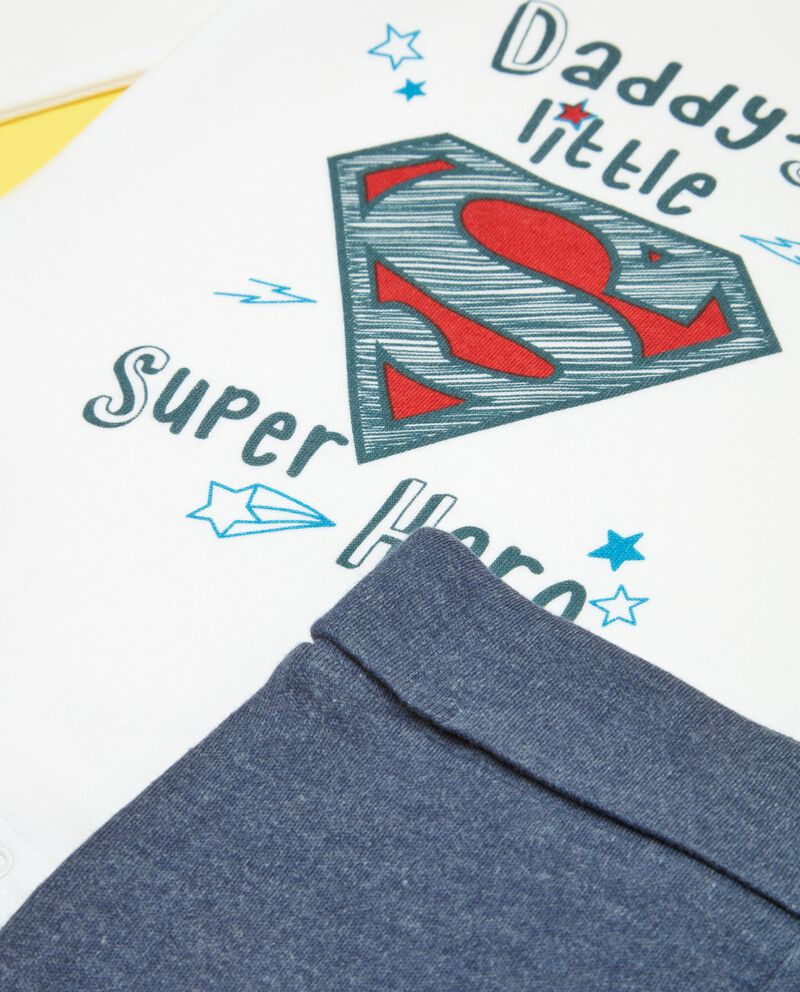 Completino nascita Superman corredino