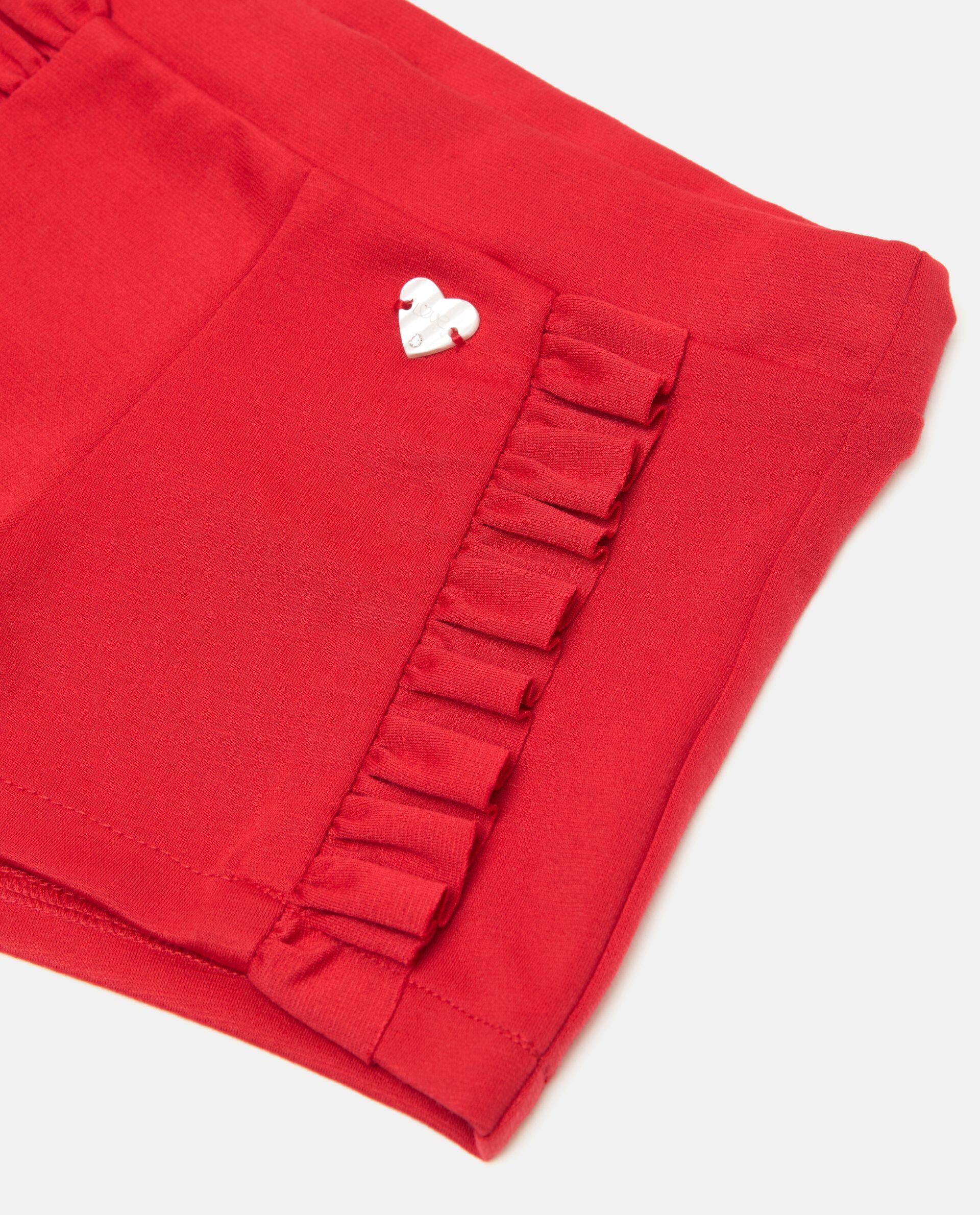 Shorts in tinta unita neonata