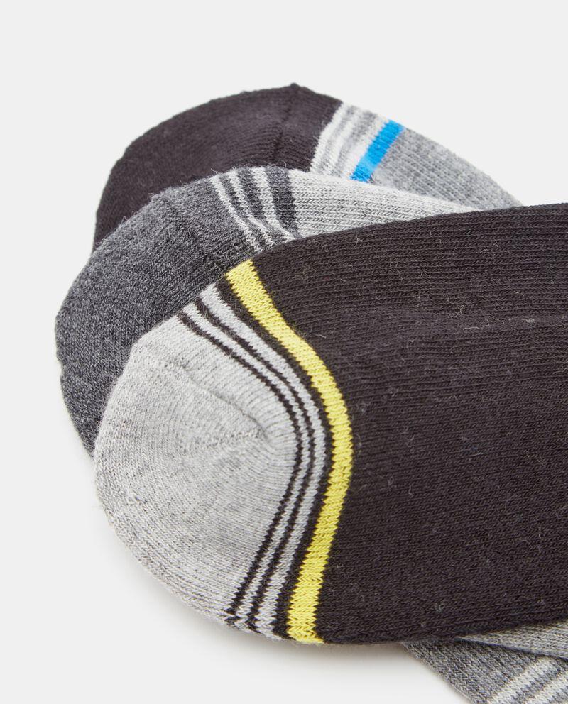 Set con calzini sportivi uomo