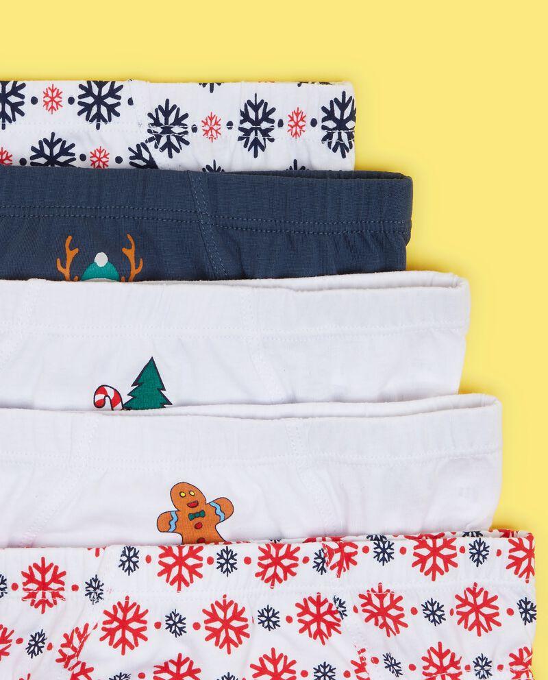 Set slip natalizi ragazzo