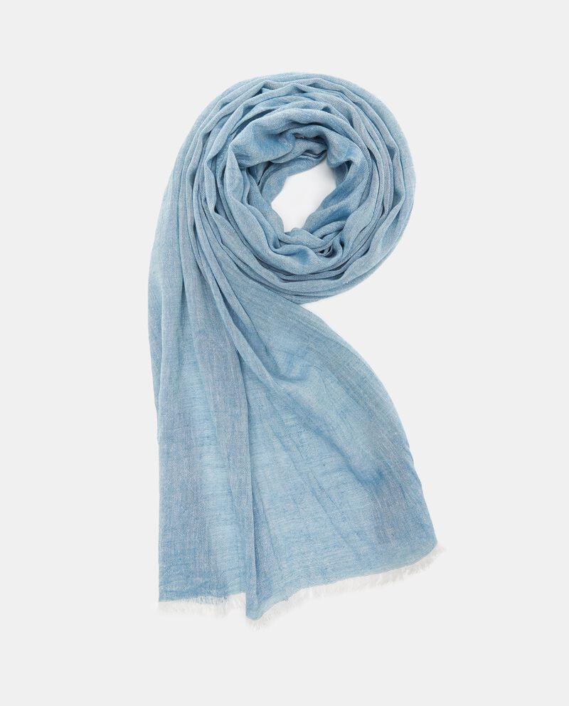 Sciarpa azzurro chiaro