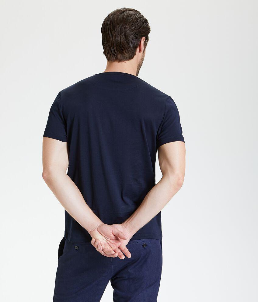 T-shirt in puro cotone uomo