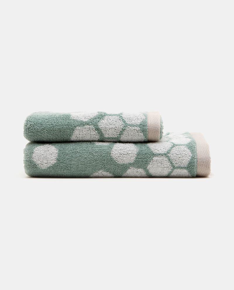 Set asciugamani in fantasia
