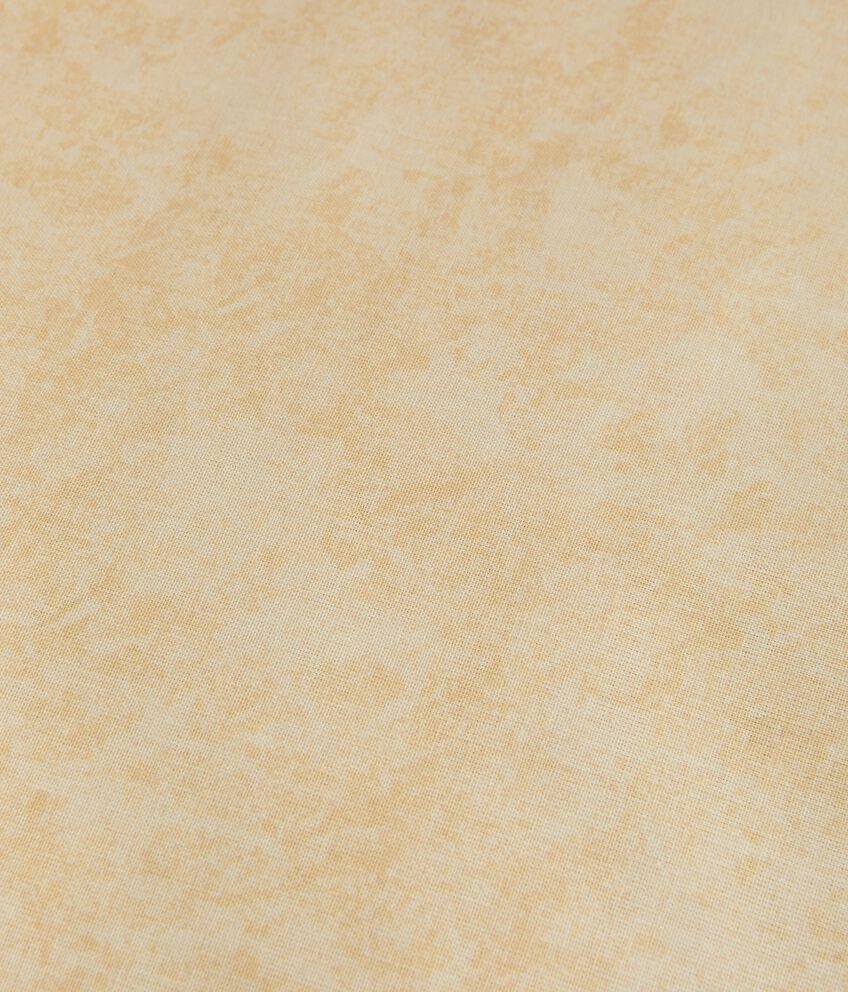 Lenzuolo di puro cotone nuvolato con angoli