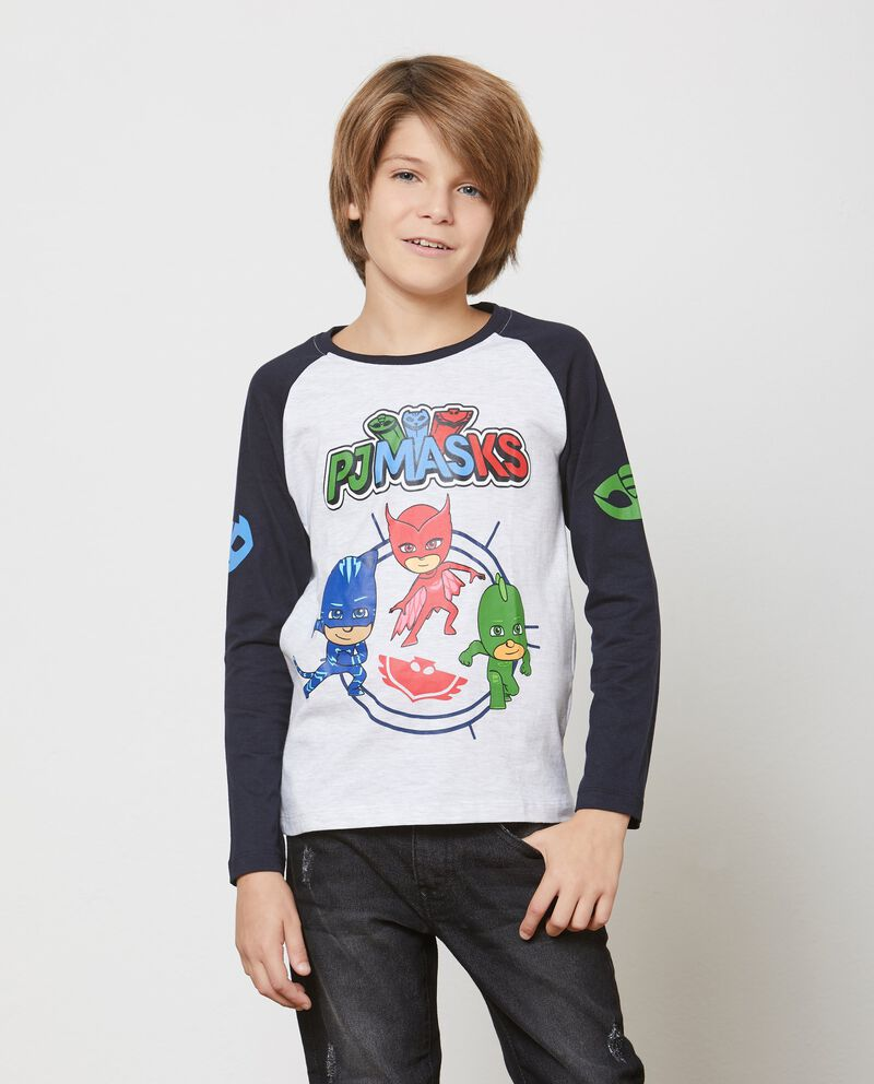T-shirt maniche raglan PJ Masks