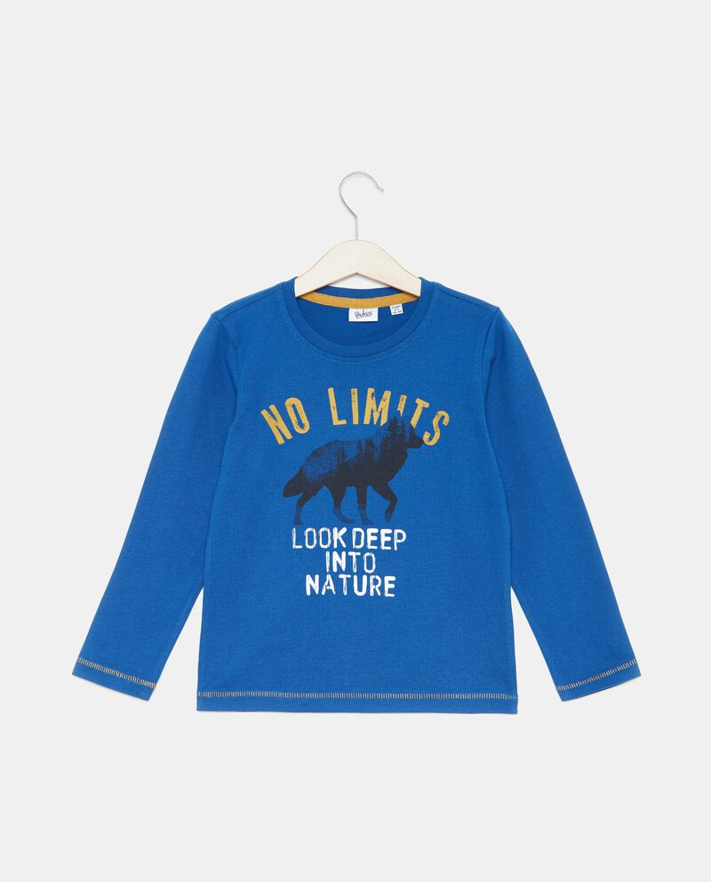 T-shirt lettering bambino