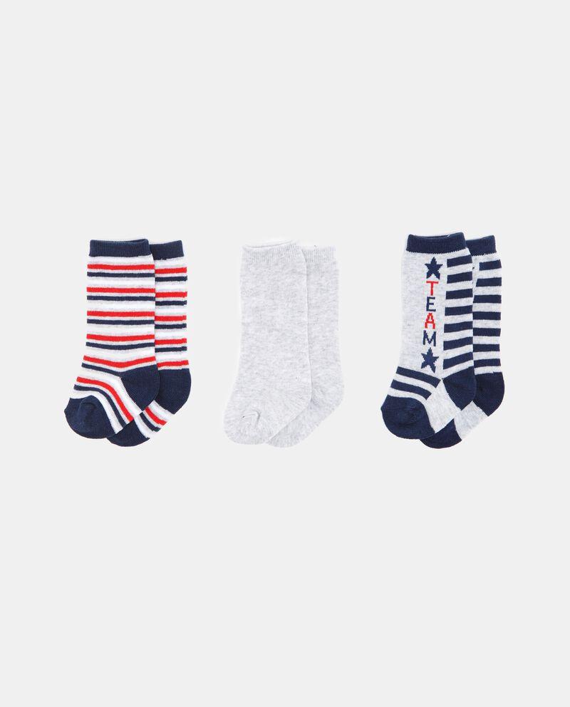 Set calzini lunghi neonato