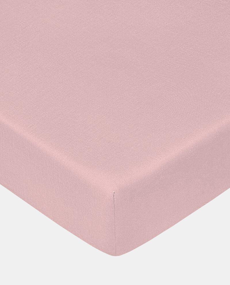 Lenzuolo con angoli di puro cotone