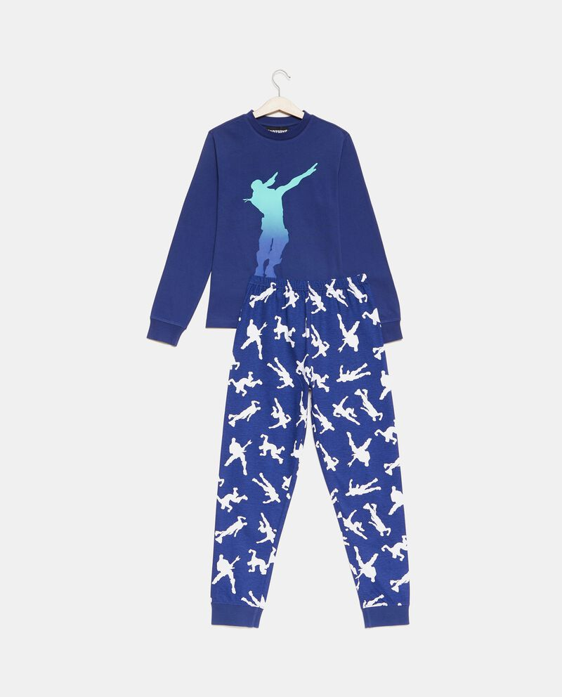 Set pigiama felpa e pantaloni bambino