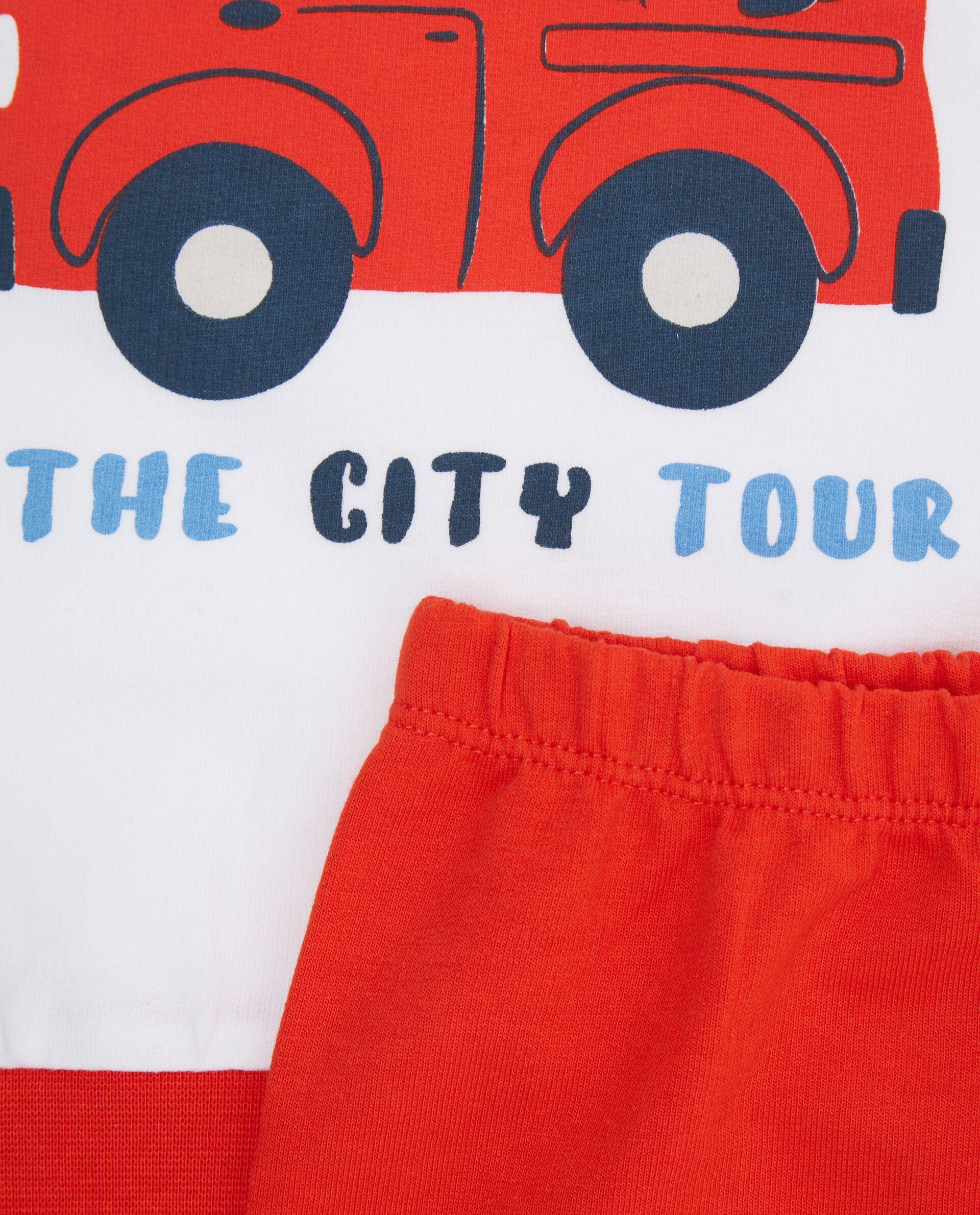 Set pigiama t-shirt e pantaloni neonato