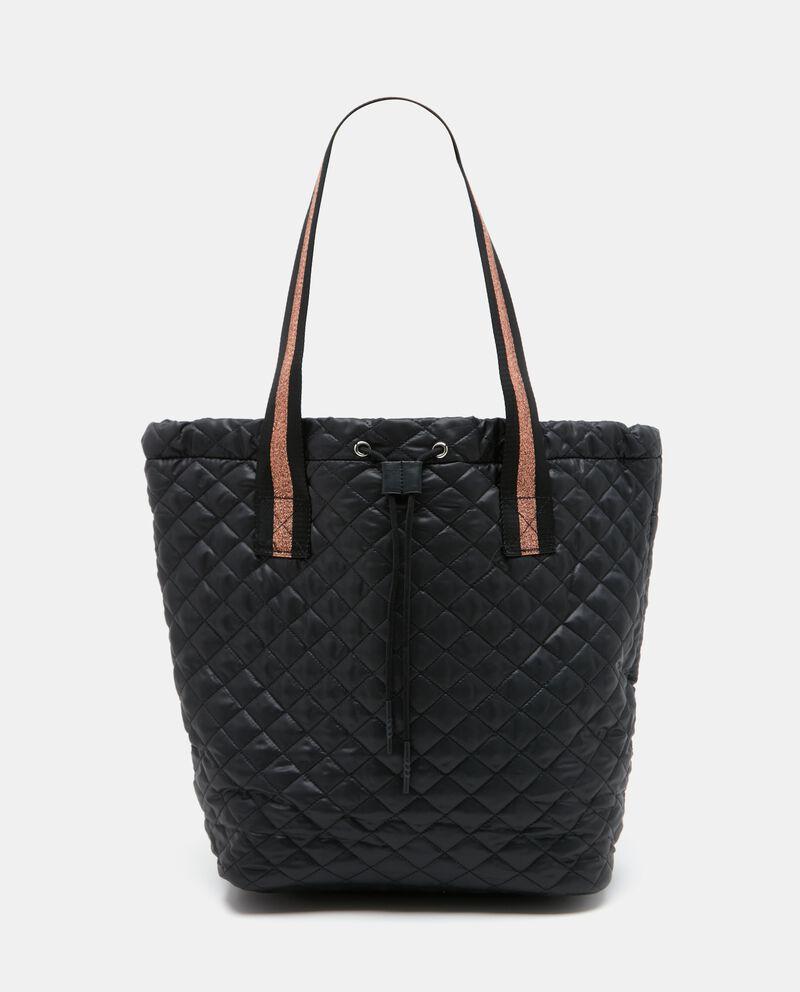 Shopper trapuntata donna