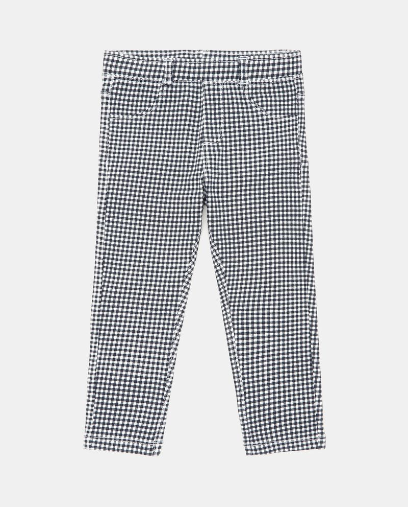 Pantaloni a quadretti