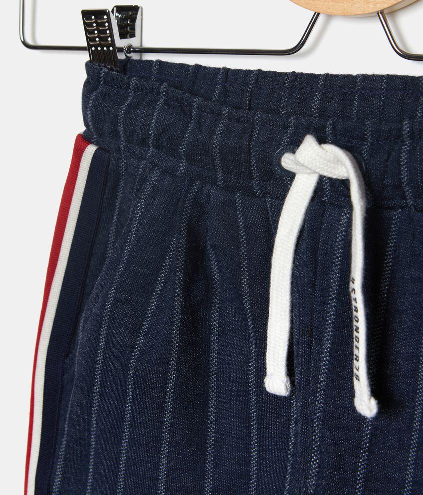 Pantaloni a righe ragazzo