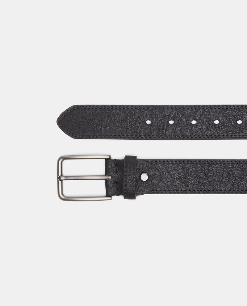 Cintura con effetto vintage uomo