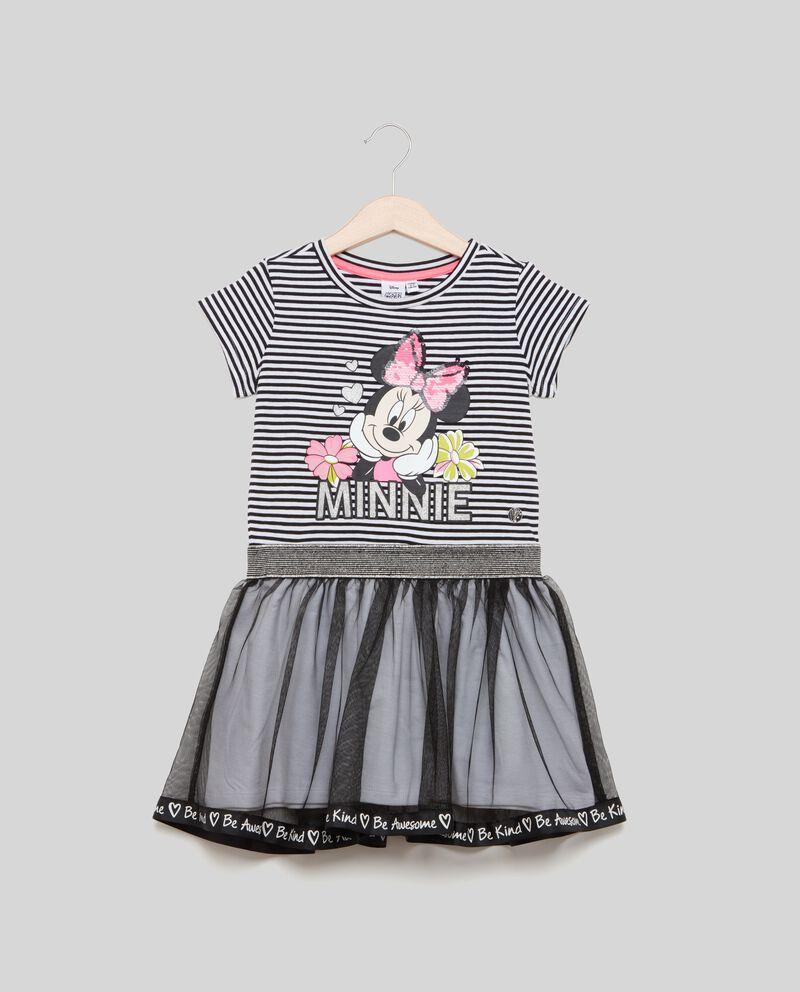 Vestito Minnie con tulle bambina