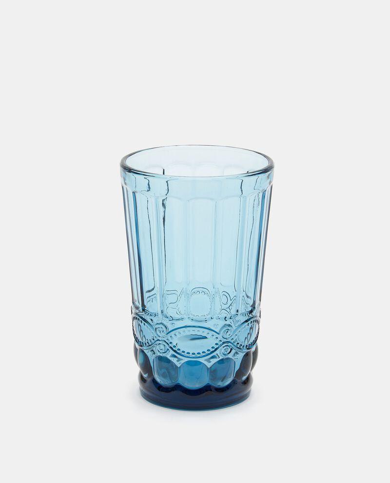 Bicchiere bibita in vetro