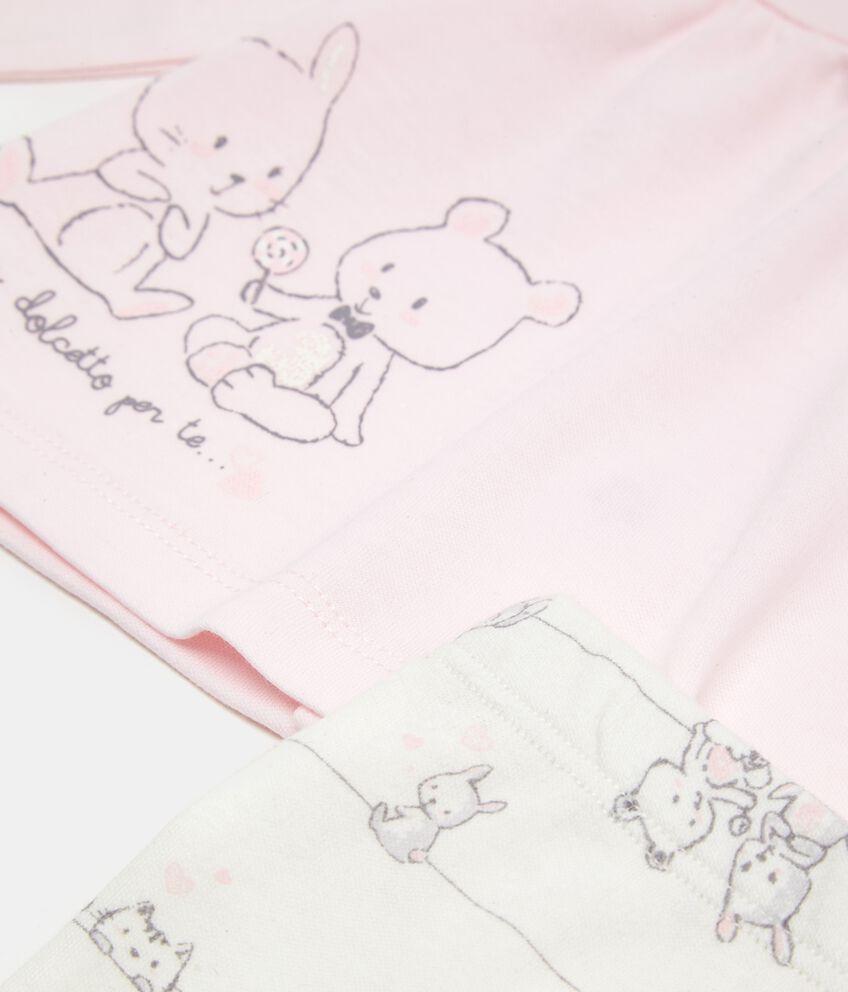 Set t-shirt e pantaloni