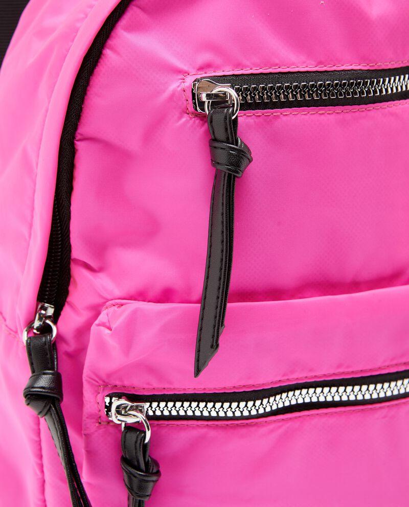 Zainetto con zip donna