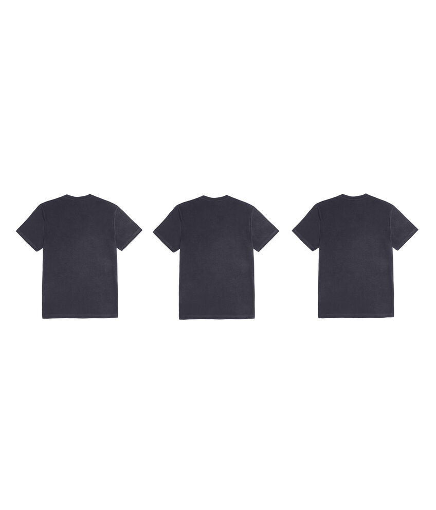 Set tre t-shirt intime girocollo