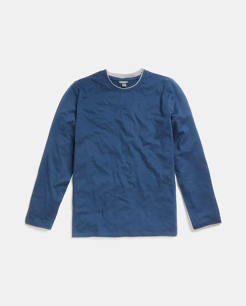 Maglia pigiama in puro cotone